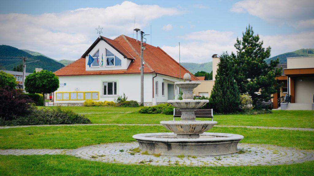 Obecný úrad Nitrianske Rudno